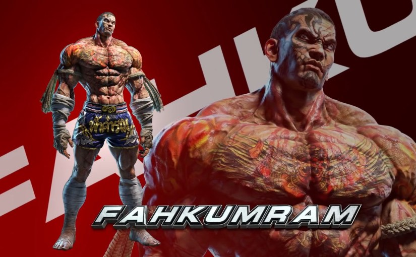 Roaring Sky: How Fahkumram Could Change the Tekken Narrative
